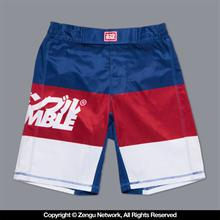 "Scramble ""RWB"" Fight Shorts"